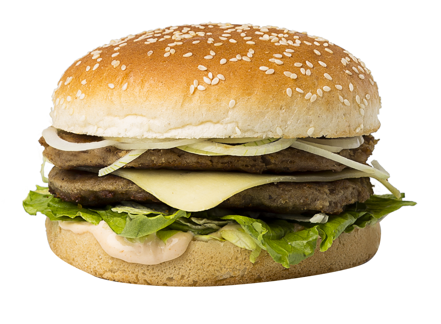 Dubbelburger